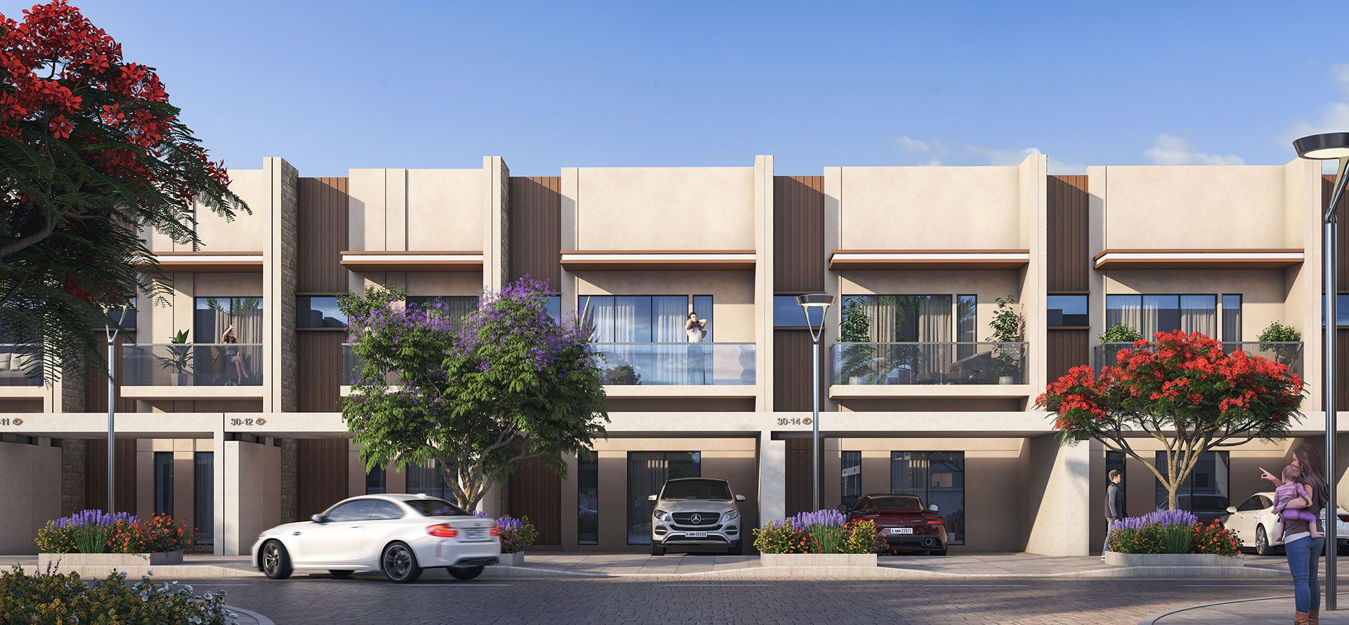 MAG EYE Townhouses at Meydan Dubai amenities